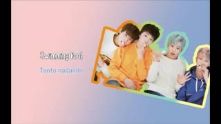 [SUB ESP/Romanization/Color Coded] Seventeen - Swimming Fool