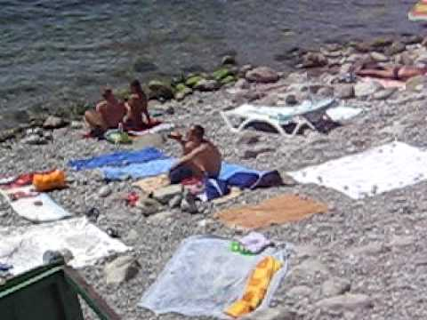 Simeiz, Crimea – Ukraine in the Summer