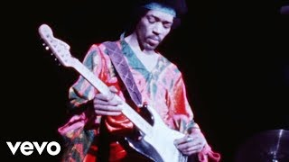 The Jimi Hendrix Experience - Purple Haze (Live at the Atlanta Pop Festival)