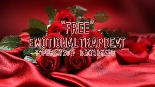 """FREE"" Emotional Trap Beat 