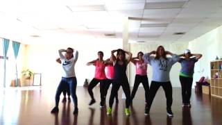 Shakira Chantaje - ZumBa with Stella
