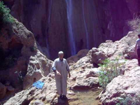 Morocco 2010 – old man jumping part 1