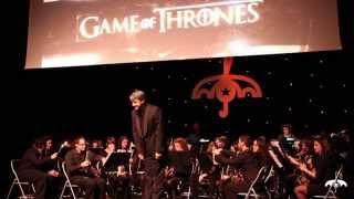 Juego de tronos - Banda AMC Puente Romano - Concie