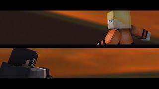 Naruto and Sasuke vs Momoshiki [Minecraft animation]