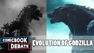 Evolution of Godzilla Movies in 20 Minutes (2018) width=
