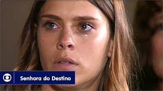 Senhora do Destino: capítulo 125 da novela, terça, 5 de setembro, na Globo