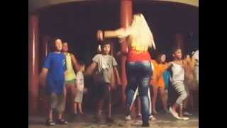 Sunshine Animation in Eretria-mini disco-Brigada Bum-Chu Chu Ua(2014)
