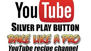 YouTube Silver Play Button Unboxing - 100,000 Subscribers