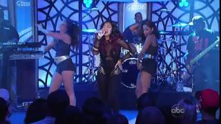 Ashanti Jimmy Kimmel Live
