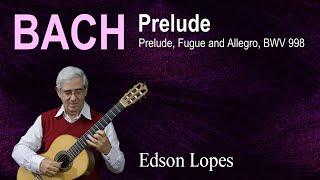 Prelude, BWV 998 (J. S. Bach)