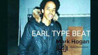 "EARL SWEATSHIRT TYPE BEAT - ""BY MYSELF"" INSTRUMENTAL"