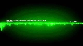 Tybercore - Heavy Cinematic Hybrid Trailer [Epic Suspenseful Trailer Music]