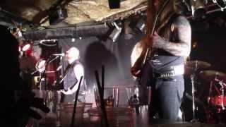 Aura Noir - Sons of Hades live @ Blastfest 2014 (GARAGE,Bergen Norway)
