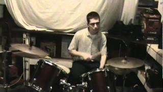 Te quiero tanto by Onda Vaselina drum cover( practice)