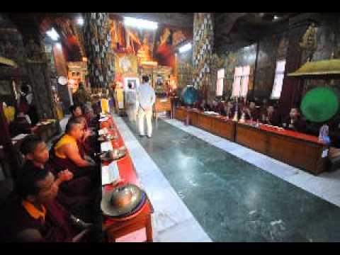 Tsampchen Bodnath Nepal Maitreya Боднатх Непал Майтрейя.AVI
