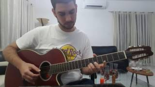 Time to say goodbye (Con te Partiró) - Fingerstyle