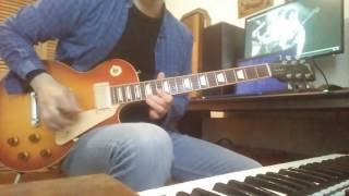 Rapsody Bohemian - Queen - Guitar solo (COVER)