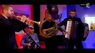 Ibrahim Maalouf et Haïdouti Orkestar, en Live - C à vous - 09/02/2016