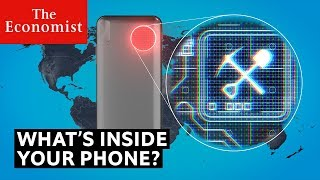 Inside a Smartphone?