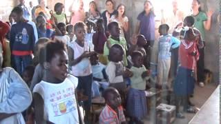 Louvor e adoração,Sou livre, Africa