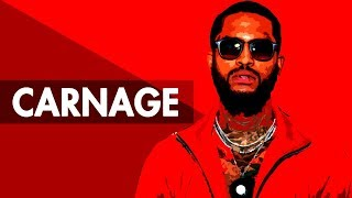 """CARNAGE"" Trap Beat Instrumental 2018 