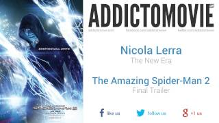 The Amazing Spider-Man 2 - Unofficial Final Trailer Music #2 (Nicola Lerra - The New Era)
