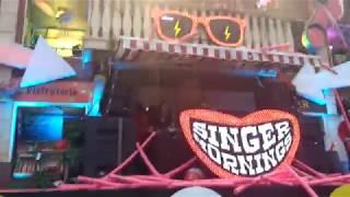 Elrow Singermorning Cardiff - Eats Everything B2B Patrick Topping
