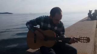Ander Sevdaluk Fingerstyle Gitar