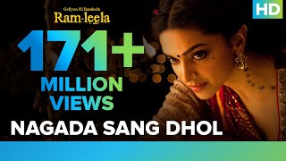 Nagada Sang Dhol (Video Song) | Goliyon Ki Raasleela Ram-leela | Deepika Padukone, Ranveer Singh width=