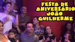 Festa de Aniversário João Guilherme (Ft. Larissa Manoela) - Snap Legal