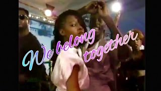 Mariah Carey - We Belong Together [Initial Talk 80s City Lights Remix] @InitialTalk