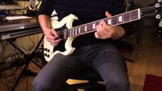 Metallica - Blitzkrieg Guitar Cover