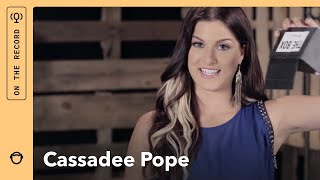 Cassadee Pope vs. The Box (interview)