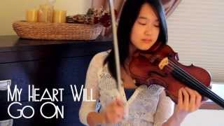 Celine Dion- My Heart Will Go On Violin Cover (Titanic Theme Song)