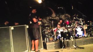 Sepultura - Into The Void - Water St. Music Hall, Rochester, NY - April 22, 2012  4/22/12