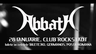 ABBATH - 28 ianuarie, Club Rockstadt, Brasov | Video teaser