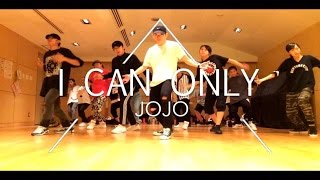 I Can Only.(feat Alessia Cara) - JoJo -  中級 Freestyle Lesson part1