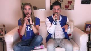 """Attention"" Charlie Puth Cover by Honey and Jude"