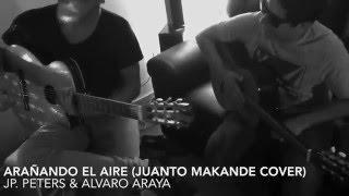 Arañando el aire - Juanito Makande cover