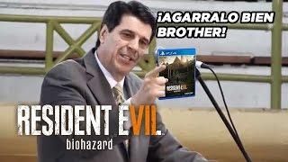 Resident Evil 7 biohazard Josue Yrion comercial