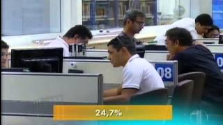 Formalização de MEI no Bom Dia RN da Inter TV Cabugi em  23 01 15