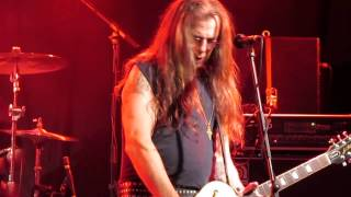 Pentagram - Sign of the Wolf (Pentagram) - Live at Tampere 2014