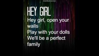 Dollhouse - Melanie Martinez (Karaoke) (Instrumental with lyrics)