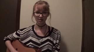 Imagine Dragons - Thunder (Acoustic/Folk Cover by Hippie Ginger Girl)