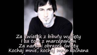 Psalm kochania - J.Słowińska & M.Miecznikowski