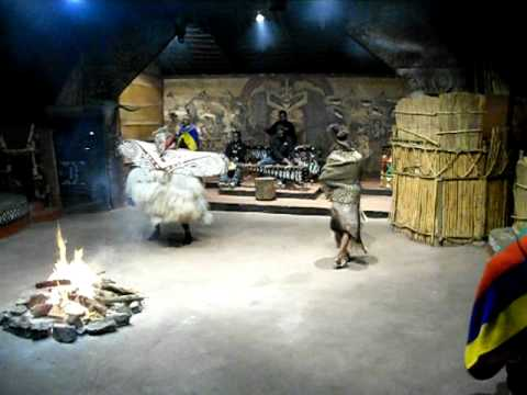 Lesedi Village, Dancing