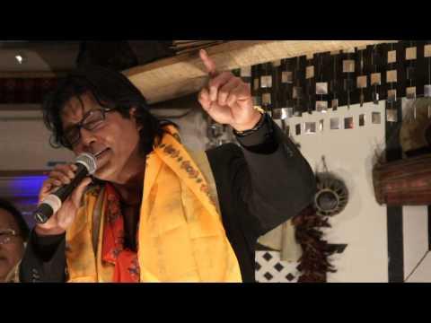 Rajesh Hamal In UK (Mahanayak Rajesh Hamal Sanga Ko Ek Sanjh)