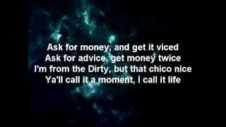 Pitbull feat. Christina Aguilera Feel This Moment LYRICS (New 2013)
