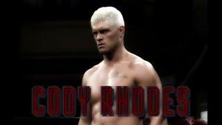 Cody Rhodes' 1st Custom Titantron - Kingdom