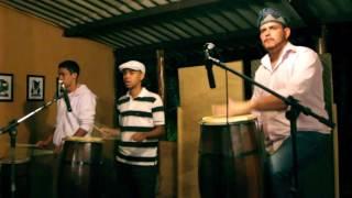 Gravação do CD Xirê Àlágbé - Cantando para Oxumarê